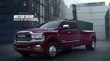 Ram Trucks 2020 Auto Show Event TV Spot, 'New Perspective' [T2] - Thumbnail 3