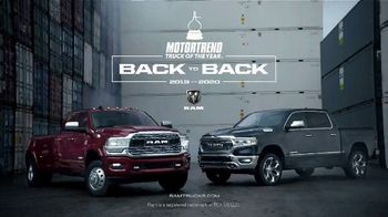 Ram Trucks 2020 Auto Show Event TV Spot, 'New Perspective' [T2] - Thumbnail 6