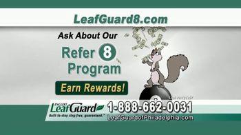 LeafGuard of Philadelphia 99 Cent Install Sale TV Spot, 'Final Week: No Matter the Weather' - Thumbnail 8