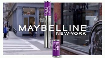 Maybelline New York Falsies Lash Lift Mascara TV Spot, 'Levanta, alagra da volumen' con Gigi Hadid [Spanish]