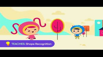 Noggin TV Spot, 'Shape Recognition' - Thumbnail 3