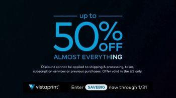Vistaprint Right Now Sale TV Spot, 'Save Big' - Thumbnail 3