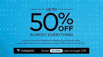 Vistaprint Right Now Sale TV Spot, 'Save Big' - Thumbnail 9