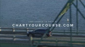 2020 Lincoln Corsair TV Spot, 'Chart Your Course: Vote Now' Feat. Jon Batiste [T1] - 1 commercial airings