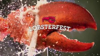 Red Lobster Lobsterfest TV Spot, \'Calling All Lobster Fans\'