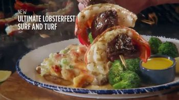 Red Lobster Lobsterfest TV Spot, 'Calling All Lobster Fans' - Thumbnail 8