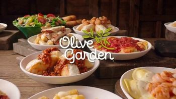 Olive Garden Never Ending Stuffed Pastas TV Spot, 'Again and Again'