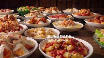Olive Garden Never Ending Stuffed Pastas TV Spot, 'Again and Again' - Thumbnail 6