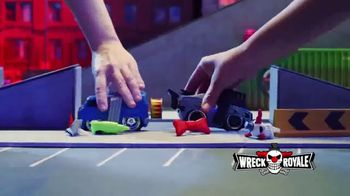 Wreck Royale TV Spot, 'Mix 'n Match'
