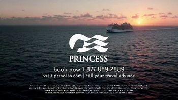 Princess Cruises Best Sale Ever TV Spot, 'The Moments That Bring You Closer Together' - Thumbnail 9
