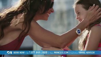 Princess Cruises Best Sale Ever TV Spot, 'The Moments That Bring You Closer Together'