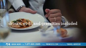 Princess Cruises Best Sale Ever TV Spot, 'The Moments That Bring You Closer Together' - Thumbnail 6