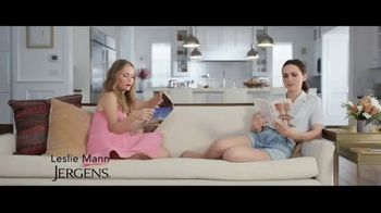 Jergens Ultra Healing TV Spot, 'Telling Secrets' Featuring Leslie Mann, Maude Apatow - 404 commercial airings