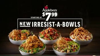 Applebee's Irresist-A-Bowls TV Spot, 'Starting at $7.99' Song by Robert Palmer - Thumbnail 9
