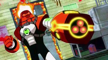 Ben 10 Omni-Kix Armor Figures TV Spot, 'Break Down the Bad Guys' - Thumbnail 4