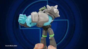 Ben 10 Omni-Kix Armor Figures TV Spot, 'Break Down the Bad Guys' - Thumbnail 5