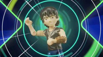 Ben 10 Omni-Kix Armor Figures TV Spot, 'Break Down the Bad Guys' - Thumbnail 6