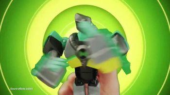 Ben 10 Omni-Kix Armor Figures TV Spot, 'Break Down the Bad Guys' - Thumbnail 9