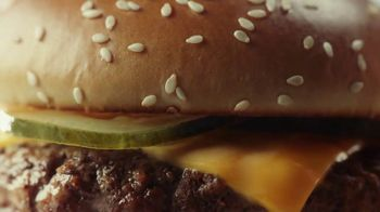 McDonald's Quarter Pounder TV Spot, 'Perfect Made Perfecter: Pickles' - Thumbnail 6