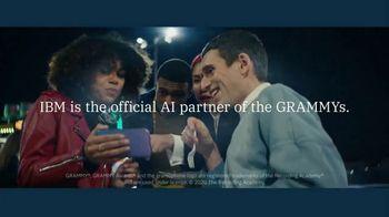 IBM TV Spot, 'IBM Watson & Problem Solvers: Keltie Knight, GRAMMYs Correspondent' Song by Ally Brooke & Matoma - Thumbnail 10