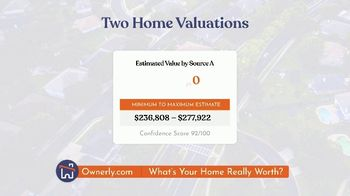 Ownerly TV Spot, 'Check Your Home's Value' - Thumbnail 2