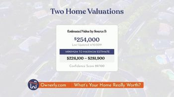 Ownerly TV Spot, 'Check Your Home's Value' - Thumbnail 3