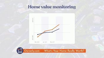 Ownerly TV Spot, 'Check Your Home's Value'