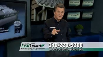 LeafGuard of Cleveland 99 Cent Install Sale TV Spot, 'Not a Cover' - 2 commercial airings