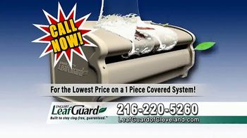 LeafGuard of Cleveland 99 Cent Install Sale TV Spot, 'Not a Cover' - Thumbnail 9