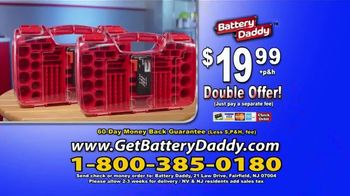 Battery Daddy TV Spot, 'Size of a Laptop' - Thumbnail 9