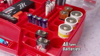 Battery Daddy TV Spot, 'Size of a Laptop'
