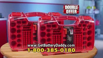 Battery Daddy TV Spot, 'Size of a Laptop' - Thumbnail 8