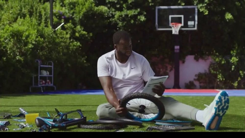 Smile Direct Club TV Commercial, 'A Long Time Coming: Bicycle' Featuring Draymond Green