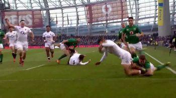 NBC Sports Gold Rugby Pass TV Spot, '2020 Six Nations Championship' - Thumbnail 3
