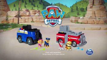 PAW Patrol Split Second Vehicles TV Spot, 'Rescue the Train' - Thumbnail 10