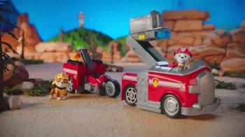 PAW Patrol Split Second Vehicles TV Spot, 'Rescue the Train' - Thumbnail 4