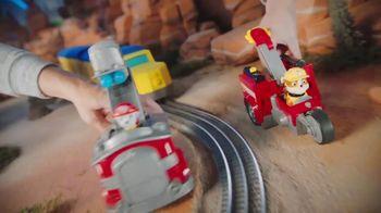 PAW Patrol Split Second Vehicles TV Spot, 'Rescue the Train' - Thumbnail 7