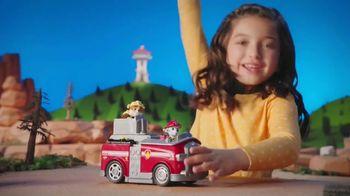 PAW Patrol Split Second Vehicles TV Spot, 'Rescue the Train' - Thumbnail 9
