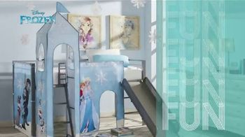 Rooms to Go Kids TV Spot, 'Fun and Functional: Bedrooms' - Thumbnail 5