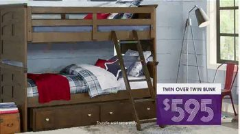 Rooms to Go Kids TV Spot, 'Fun and Functional: Bedrooms' - Thumbnail 6
