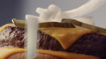 McDonald's Quarter Pounder TV Spot, 'Perfect Made Perfecter: Look Closely' - Thumbnail 3