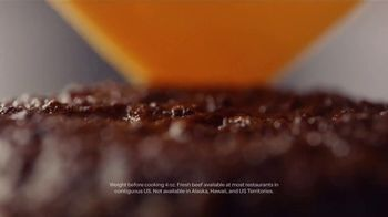 McDonald's Quarter Pounder TV Spot, 'Perfect Made Perfecter: Look Closely' - Thumbnail 6