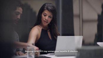 DESCOVY TV Spot, 'Prep Up' - Thumbnail 8