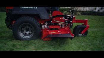Gravely Mow the Distance Sales Event TV Spot, 'Miles and Miles' - Thumbnail 1