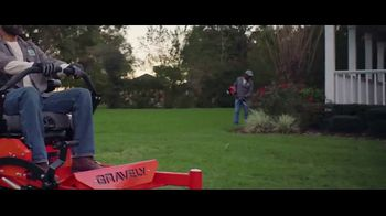 Gravely Mow the Distance Sales Event TV Spot, 'Miles and Miles' - Thumbnail 2