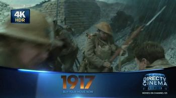 DIRECTV Cinema TV Spot, '1917' - Thumbnail 2