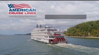 American Cruise Lines TV Spot, 'The Mississippi River: Explore Antebellum Homes' - Thumbnail 9