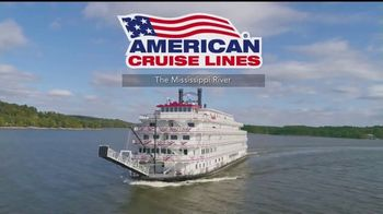 American Cruise Lines TV Spot, 'The Mississippi River: Explore Antebellum Homes'