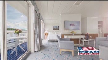 American Cruise Lines TV Spot, 'The Mississippi River: Explore Antebellum Homes' - Thumbnail 6