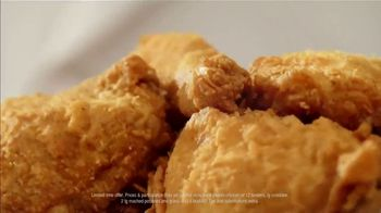KFC $20 Fill Up TV Spot, 'Holy Buckets: Free Delivery' - Thumbnail 3